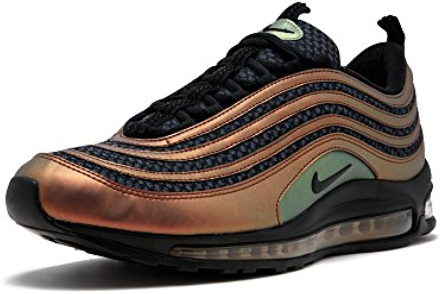 Nike Air Max 97 Ultra Skepta - Multi Color/Black-Vivid Sulfur Trainer -