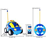 SGILE Rennauto Ferngesteuertes Spielzeugauto für Kleinkinder und Kinder Kindergeschenk Vergleich