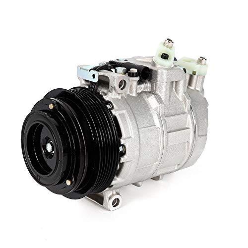 YUNRUX Klimakompressor Klimaanlage Innenraumheizung Motorkompressoren Auto Ersatz Klimaanlage verdichter Kompressor für M ercedes-B ENZ C/E/G/M-Klasse CLK Sprinter