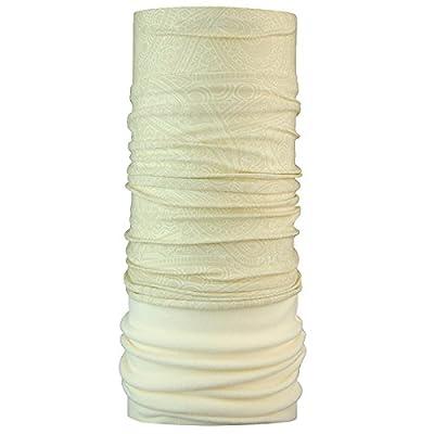 PAC Headwear Fleece Arwana Ivory Multifunktionstuch Schlauchtuch