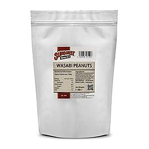 Sunburst Piccante Wasabi Arachidi 1 Kg 11 spesavip