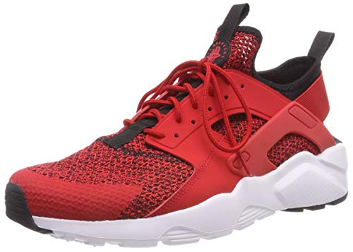 935488fc08e3 Nike Huarache Run Ultra Se, Zapatillas de Gimnasia para Hombre, Rojo  (University Red