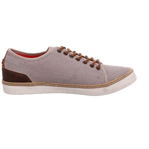 Bugatti Herren 321491026900 Sneaker Grau (Light Grey)
