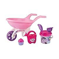 Simba 107134107 Wheelbarrow Set My Little Pony 9-Piece
