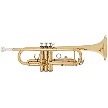Student Trumpet by Gear4music Gold