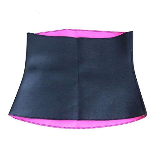 Diamoen Sport Gürtel Abnehmen Workout elastischer Baumwolle Korsett Bauch Fettverbrennung Bauch Shapers Frauen Shapewear - Bindemittel Für Frauen Bauch Xl