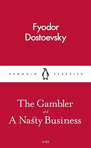 The Gambler and A Nasty Business (Pocket Penguins) (Pocket Penguin)