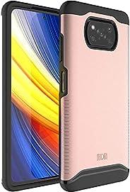 TUDIA Merge Compatible for Xiaomi Poco X3 Pro/Poco X3 NFC Phone Case