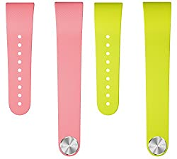 Sony Mobile Small Wrist Sparereplacement Strap For Sony Smartband Talk - Pinklime