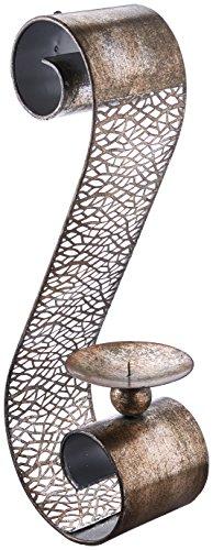 Wandkerzenhalter Metall