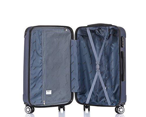 BEIBYE Hartschalen-Koffer 3er-Set mit überragender Preis-Leistung - 8