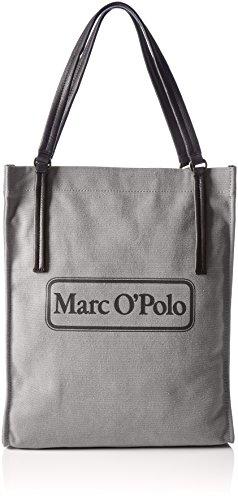 Marc OPolo - Retro Two, Borse a spalla Donna Grigio (Asphalt)