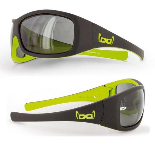 Gloryfy G3 unbreakable - Sonnenbrille, Style:devil green-black