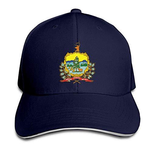 Qinckon Proud to Be A Deplorable Adjustable Sandwich Cap Baseball Cap Dad Hat Casquette Hat Best Bmw-sandwich-cap