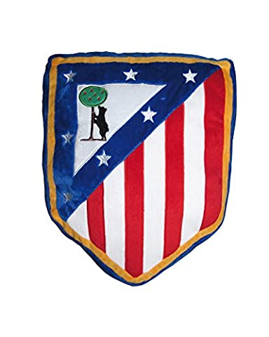 Cojin Plush with Atletico Madrid