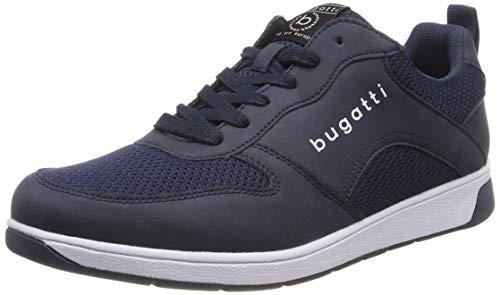bugatti Herren 323307045900 Sneaker, Blau (Dark Blue 4100), 44 EU