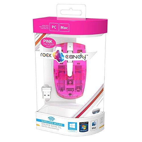 PC - Wireless Maus Rock Candy - pink