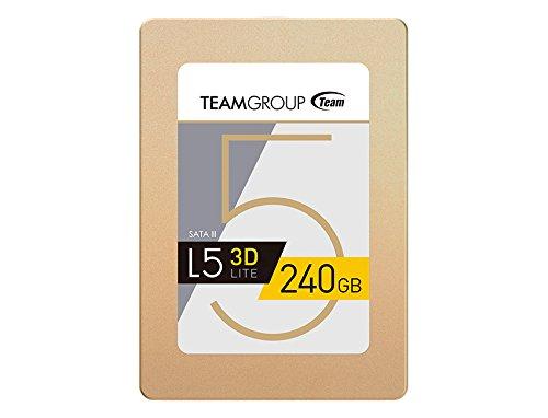 SSD 2,5 240GB Team L5 Lite 3D