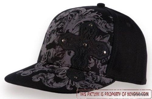 nippon-nero-rap-hip-hop-trucker-cap-trand-cappello-chapeau-caps