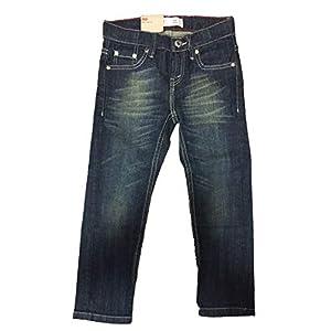 Levi´S – Pantalon Largo 511 Slim NIÑO Oscuro