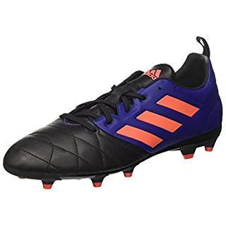 adidas Damen ACE 17.3 FG Fußballschuhe Blau (Mystery Ink/Easy Coral/Black White) 40 EU
