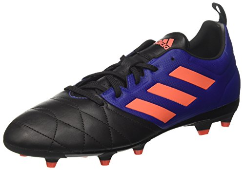 adidas Damen Ace 17.3 FG Fußballschuhe, Blau (Mystery Ink/Easy Coral/core Black), 40 2/3 EU -