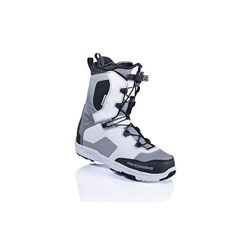 Northwave - Snowboard Boots Edge SL White/Grey - Herren - Weiß, weiß, 29.5 -
