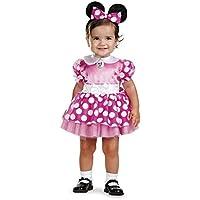 Minnie Mouse traje del bebé 12-18 meses