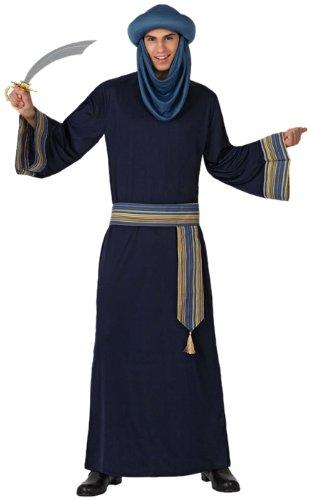 Imagen de atosa  disfraz de moro para hombre, talla m/l 15296