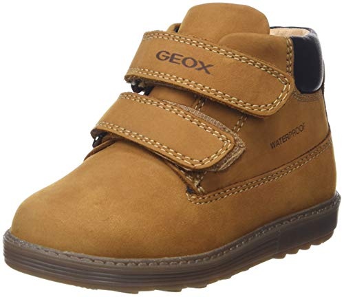 Geox B Hynde Boy WPF A, Botas para Bebés, (Biscuit C5046), 23...