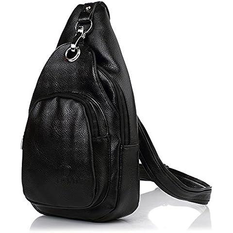 Onorevoli petto Pack/Moda casual borse sportive/Borsa a tracolla Messenger/Zaino/Marsupio