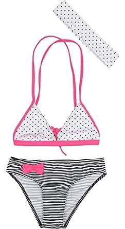 Lorin costumi a due pezzi per ragazze modello 47 amazon for Costumi due pezzi piscina