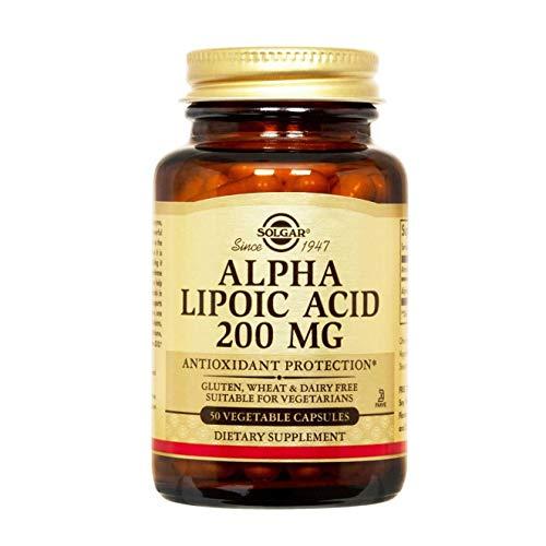 Alpha-Liponsäure 200MG 50 CAP. - Alpha-liponsäure Cap
