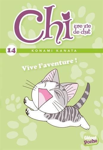 Chi - Poche - Tome 14: Vive l'aventure ! par Konami Kanata