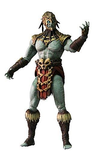 Mezco Toys Mortal Kombat X S.2 Kotal Kahn Figura Di (Nine Ball)