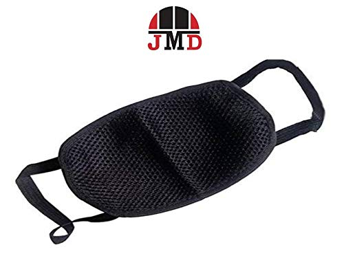 JMD Anti Pollution Protective Face Mask Mouth & Nose Respirator/Air Filter Mask (PACK-01)
