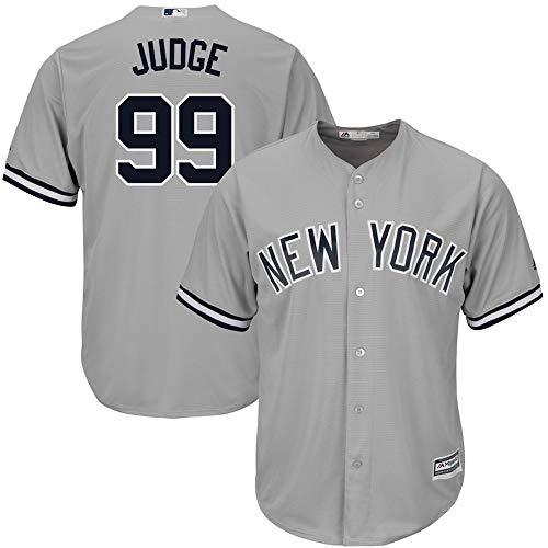 Jersey Baseball Major League Baseball # 99 Richter New York Yankees,Gray,Men-L