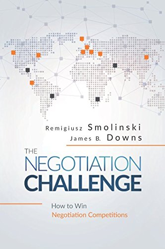 The Negotiation Challenge: How to Win Negotiation Competitions por Remigiusz Smolinski