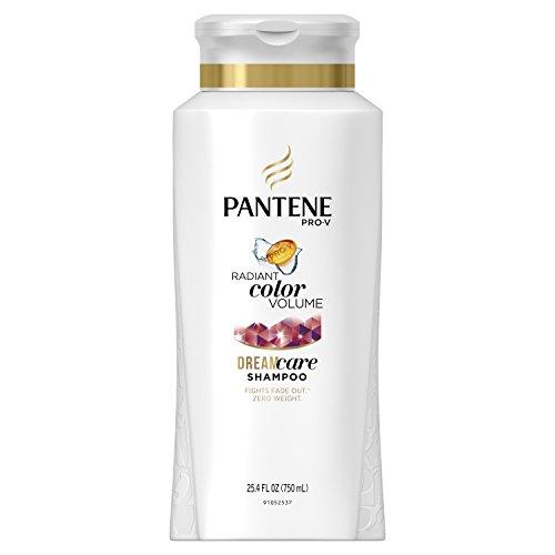 Pantene Shampooing volumisant Pro-V Color Preserve Volume - Protège les cheveux colorés et donne du volume - 750 ml