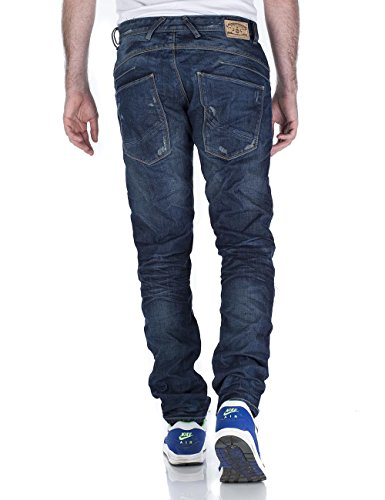 M.O.D Leo Slim Fit - Jeans - Slim - Homme Bleu (gloomy Blue 1302)
