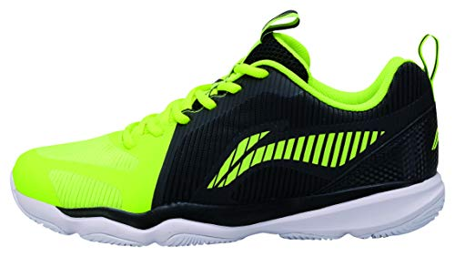 Li Ning AYTN053-2 Ranger TD Badminton/Casual Shoe Men Black/Yellow EU42 1/3- UK8- US9-265mm
