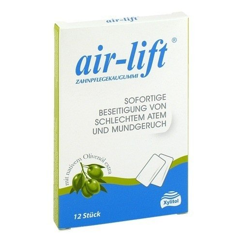 AIR-LIFT Zahnpflegekaugummi 12 St Kaugummi