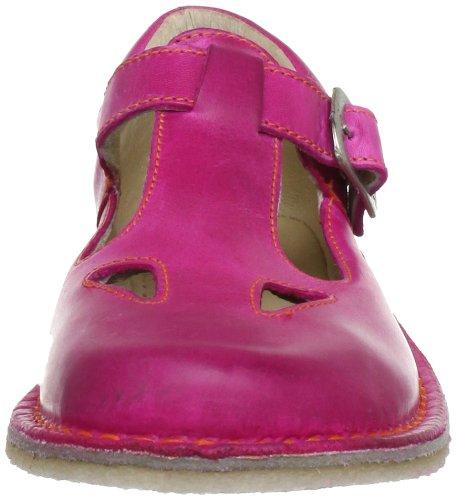 Naturino 2006776029113, Ballerines fille Rose (Fuxia 9113)