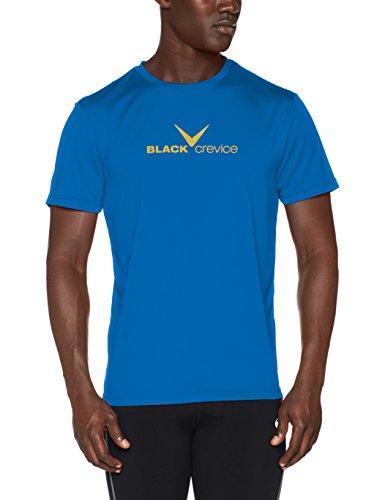 Black Crevice Herren S T-Shirt Function, blue3, S Preisvergleich