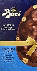 Idea Regalo - Baci Perugina Uovo di Cioccolato al Latte con 30% di Nocciole Intere Italiane - 370 g