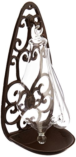 Thunder Glass Barometer with Cast Iron Wall Mount Test