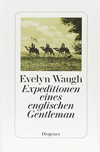 Buchseite und Rezensionen zu 'Expeditionen eines englischen Gentleman' von Evelyn Waugh