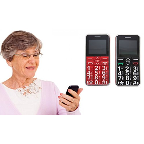 Telefono Movil para Personas Mayores