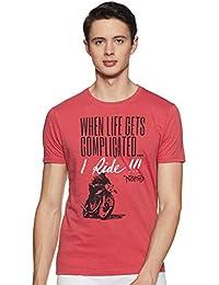 abf0aa18fdb8 Slim Fit Men s T-Shirts  Buy Slim Fit Men s T-Shirts online at best ...