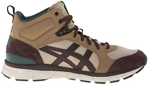 Onitsuka Tiger by Asics Harandia MT Synthétique Baskets Sand-Dark Brown